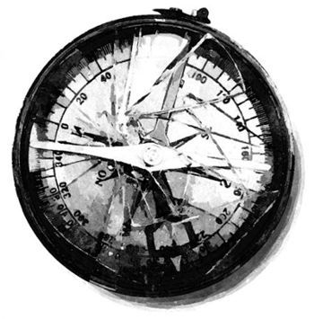 Broken Compass | The Fusion Group